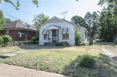 Dallas County Residential Lots & Land For Sale: 6722 Mabel Avenue