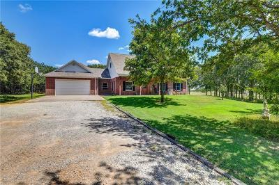 Archer County, Baylor County, Clay County, Jack County, Throckmorton County, Wichita County, Wise County Single Family Home For Sale: 347 Fossil Ridge Road