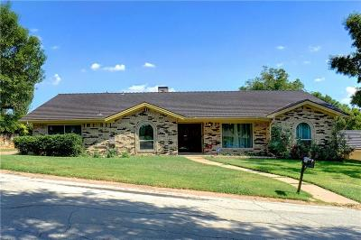 Fort Worth Single Family Home For Sale: 8628 Funtier Court