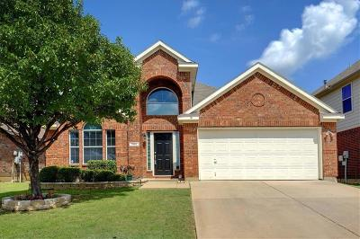Fort Worth Single Family Home For Sale: 9948 Gessner Drive