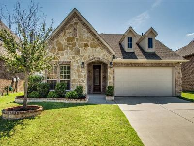 Mckinney Single Family Home For Sale: 10621 Musketball Place