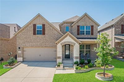 McKinney Single Family Home For Sale: 8817 Tutbury Place