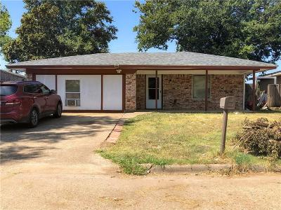 Seagoville Single Family Home For Sale: 1409 La Fonda