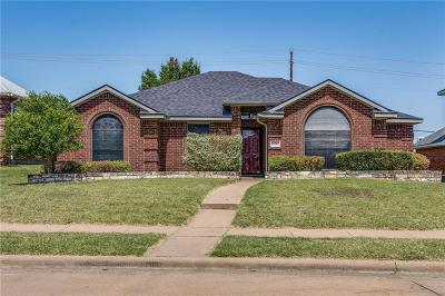 Frisco Single Family Home For Sale: 10708 Trestles Road