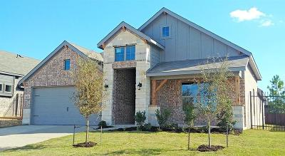 Fort Worth Single Family Home For Sale: 5453 Strong Stead Drive