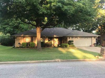 Single Family Home For Sale: 204 Goodnight Trail