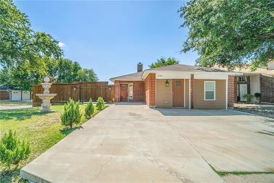 Grand Prairie Single Family Home For Sale: 3175 Cross Creek Circle