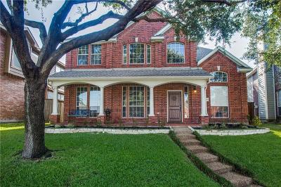 Dallas Single Family Home For Sale: 17836 Mary Margaret Street