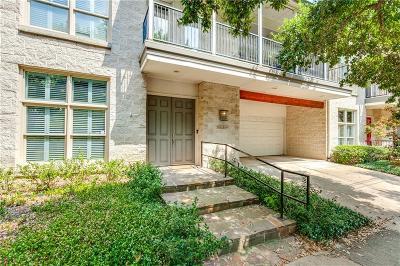 Dallas County Townhouse For Sale: 4220 Douglas Avenue