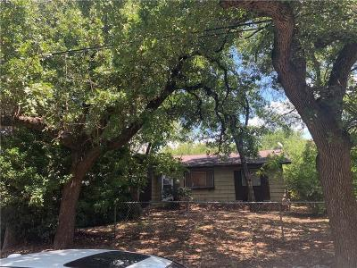 Fort Worth Single Family Home For Sale: 611 S Edgewood Terrace