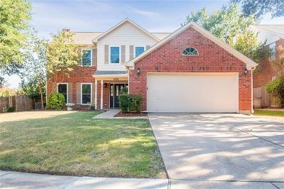 Fort Worth Single Family Home For Sale: 5125 Broken Bow Drive
