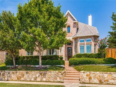 Frisco Single Family Home Active Contingent: 4072 Bear Creek Lane