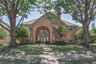 Collin County Single Family Home For Sale: 3416 Sage Brush Trail