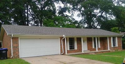 Single Family Home For Sale: 1007 Eagle Hill