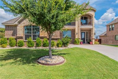 Waxahachie Single Family Home Active Option Contract: 405 Sagebrush Lane
