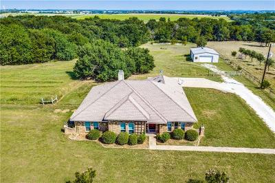 Celina Single Family Home For Sale: 6802 Cottage Hill Lane