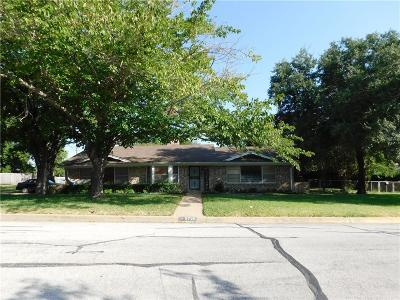 Haltom City Single Family Home Active Option Contract: 5725 Jane Anne Street