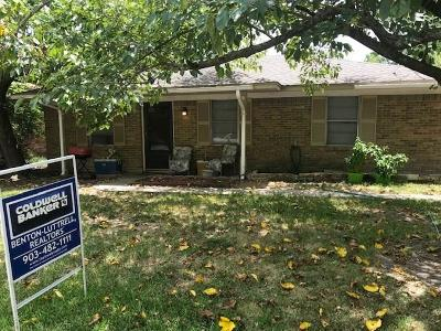 Single Family Home For Sale: 513 Cherry Drive