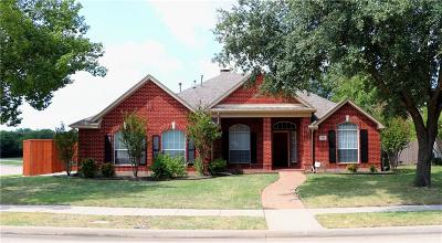 Grapevine Single Family Home For Sale: 548 Layton Drive