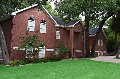 Cedar Hill Single Family Home For Sale: 1736 Valley View Drive