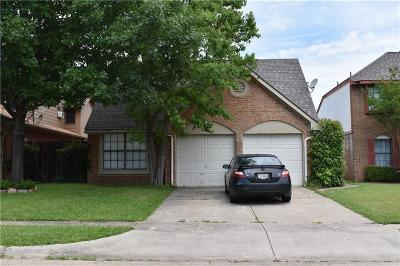 Lewisville Single Family Home For Sale: 2054 Sienna Trail
