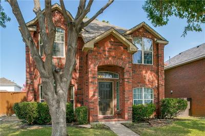Coppell Single Family Home For Sale: 509 Ashford Drive