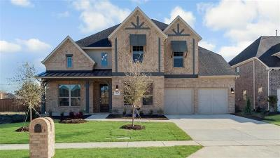 Rowlett Single Family Home For Sale: 2710 Chablis Drive