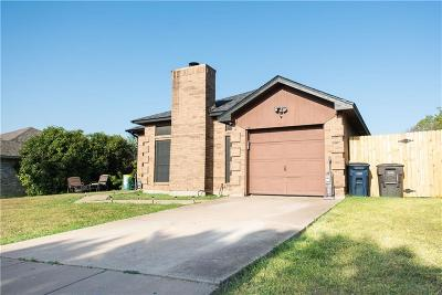 Fort Worth Single Family Home For Sale: 4805 Deal Drive