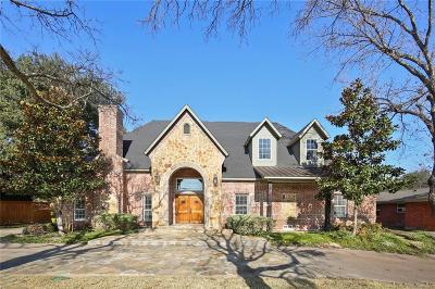 Dallas, Fort Worth Single Family Home For Sale: 6923 Royal Lane