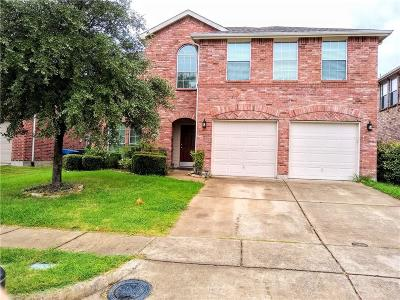 Forney Single Family Home For Sale: 1014 Valera Road