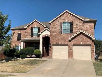 Fort Worth Residential Lease For Lease: 5048 Whisper Drive
