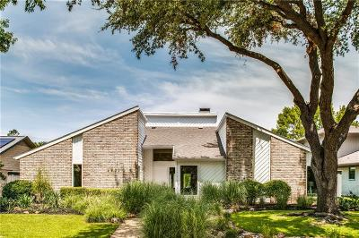Dallas Single Family Home For Sale: 6633 Clearhaven Circle