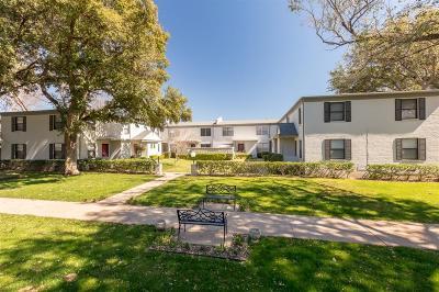 Dallas County Condo For Sale: 4914 N Hall Street #A