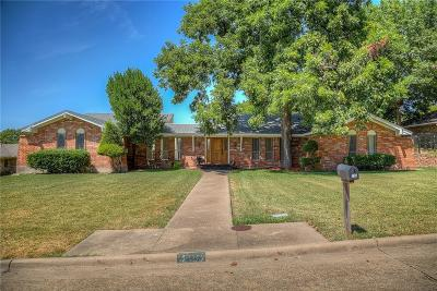 Rockwall Single Family Home For Sale: 306 Dartbrook