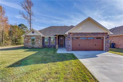 Single Family Home For Sale: 316 Saddle Trail Drive
