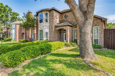 Coppell Single Family Home For Sale: 631 Burning Tree Lane