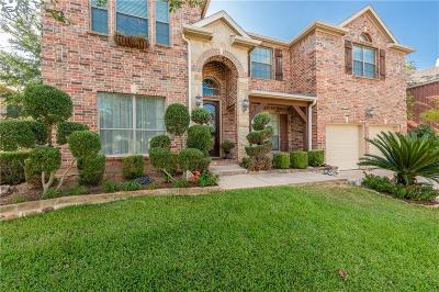 Tarrant County Single Family Home For Sale: 809 Whitley Court