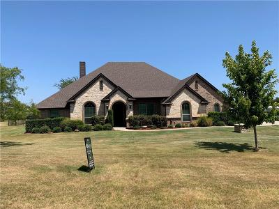 Fort Worth Single Family Home Active Option Contract: 6605 Windy Canyon Way