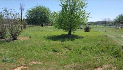 Weatherford Residential Lots & Land For Sale: 108 Blackfoot Trail