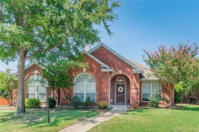 Allen Single Family Home For Sale: 1308 Woodmoor Drive