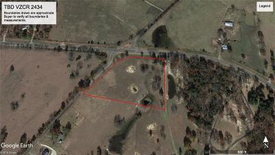 Canton Residential Lots & Land For Sale: Tbd Vz County Road 2434