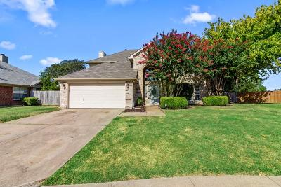 McKinney Single Family Home For Sale: 302 High Meadow Drive