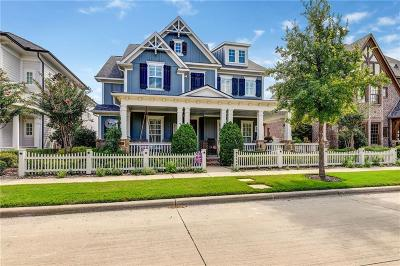 McKinney Single Family Home For Sale: 2408 Addison Street