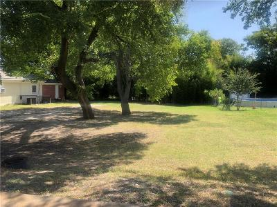 Dallas County, Collin County, Rockwall County, Ellis County, Tarrant County, Denton County, Grayson County Residential Lots & Land For Sale: 306 Washington Avenue
