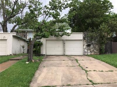 Fort Worth Multi Family Home For Sale: 6315 Walraven