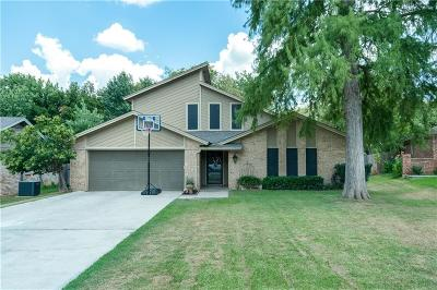 Bedford Single Family Home For Sale: 3612 Cummings Court