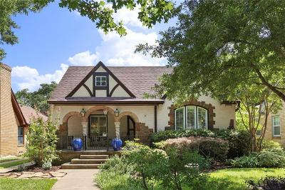 Dallas, Fort Worth Single Family Home For Sale: 906 Salmon Drive