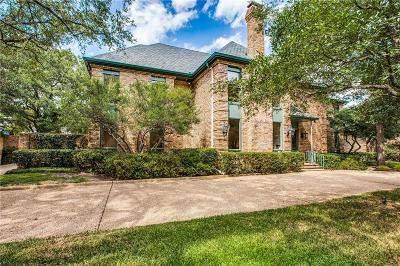 Dallas County Single Family Home For Sale: 4524 Rheims Place