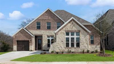 Allen Single Family Home For Sale: 1045 Miller Road
