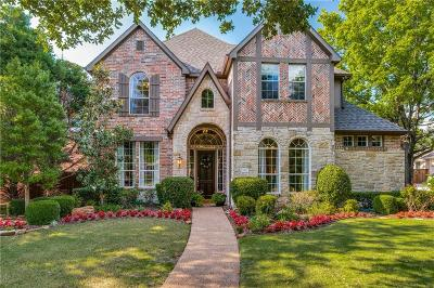 Frisco Single Family Home For Sale: 5400 Widgeon Way